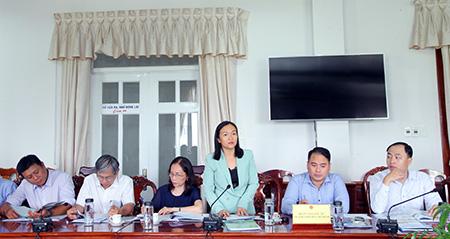 Đoàn doanh nghiệp Thành phố Hồ Chí Minh tìm hiểu nhiều dự án đầu tư tại Hậu Giang