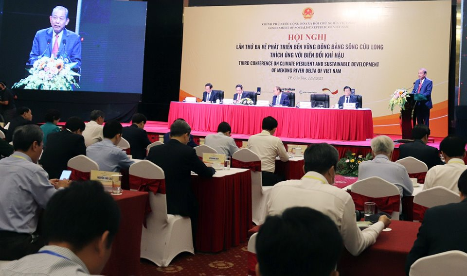 ĐBSCL chuyển những thách thức của biến đổi khí hậu thành cơ hội phát triển từ Nghị quyết 120 của Chính phủ