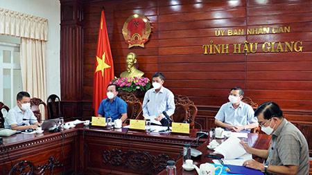 Họp đối thoại giữa Lãnh đạo tỉnh, Huyện, Thành phố và Doanh nghiệp