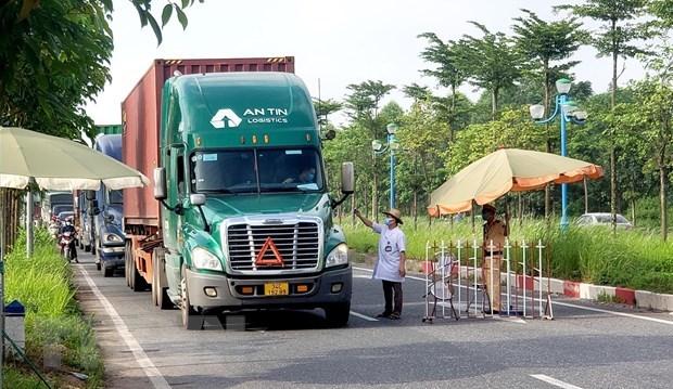 Ngành giao thông xác định 4 ưu tiên vận tải hàng hóa